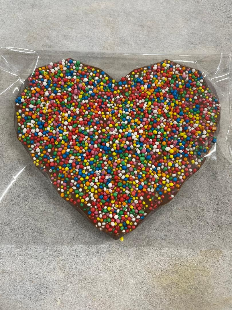 Freckle Heart 110g